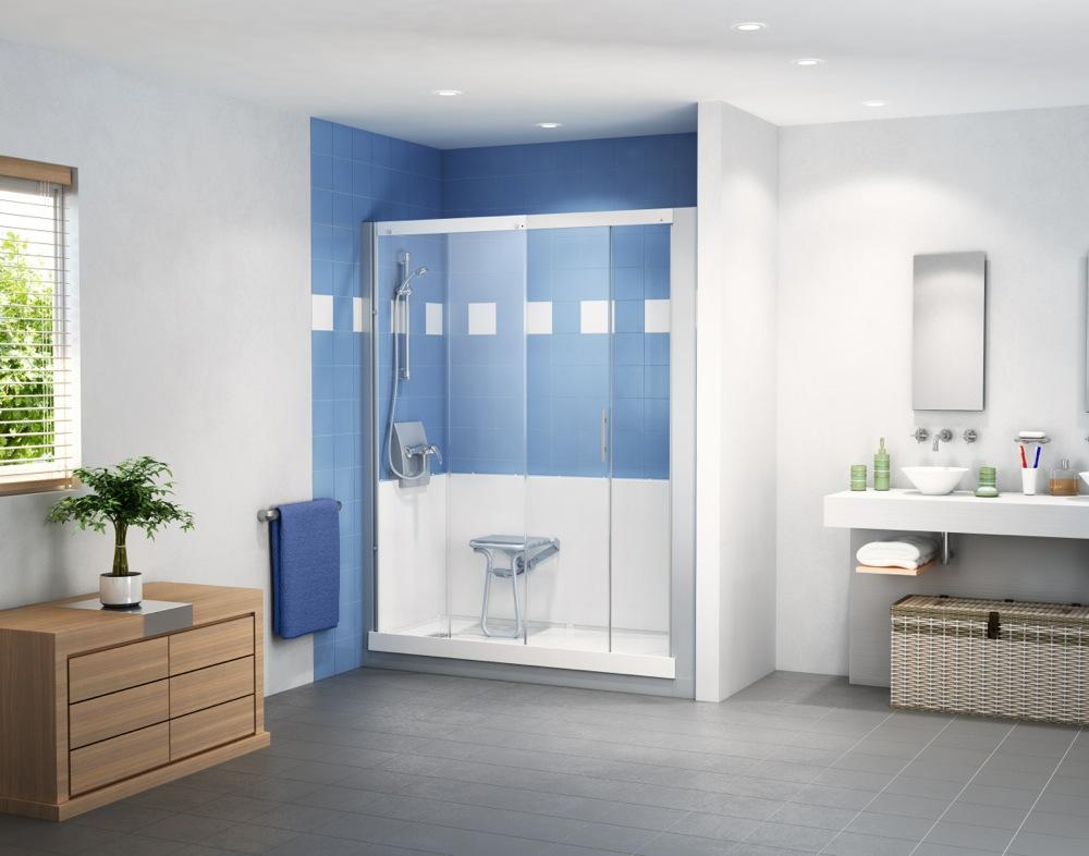 changer une baignoire deco salle de bain douche pour changer douche amenagement petite salle de. Black Bedroom Furniture Sets. Home Design Ideas